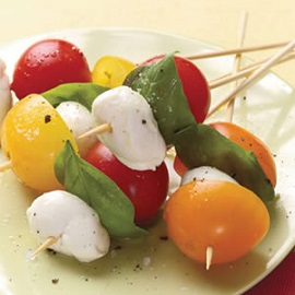 TomatoBasilSkewers